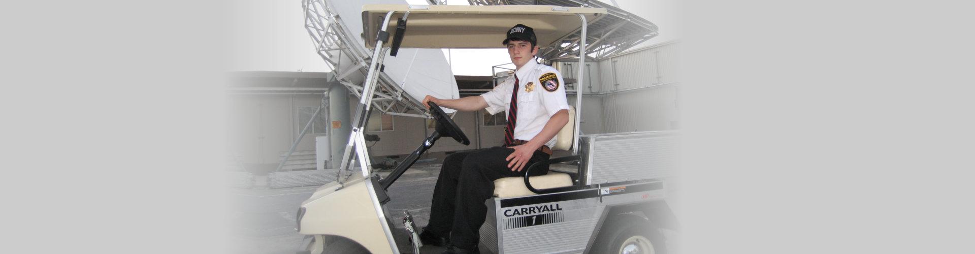 patrol man