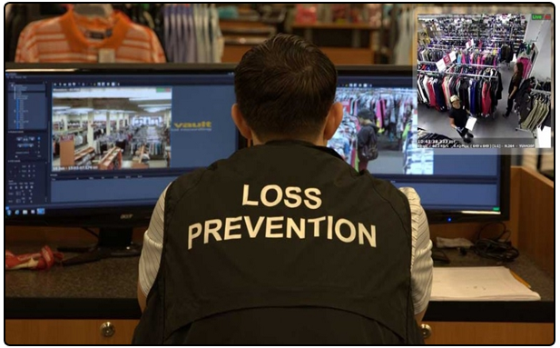 Loss Prevention security